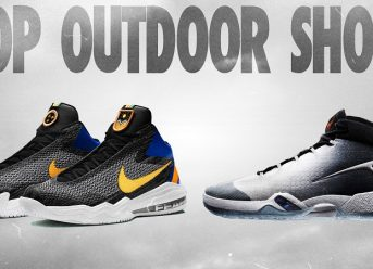 Best Outdoor Basketball Shoes banner