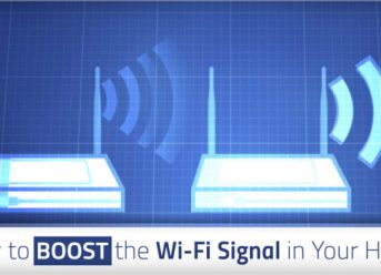 Boost Your Home wifi Speed