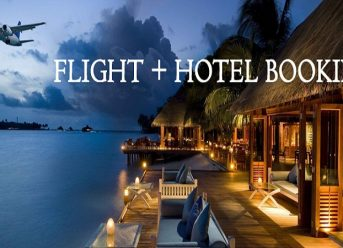 Booking Flight or Hotel