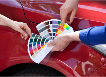 Car Paint Types